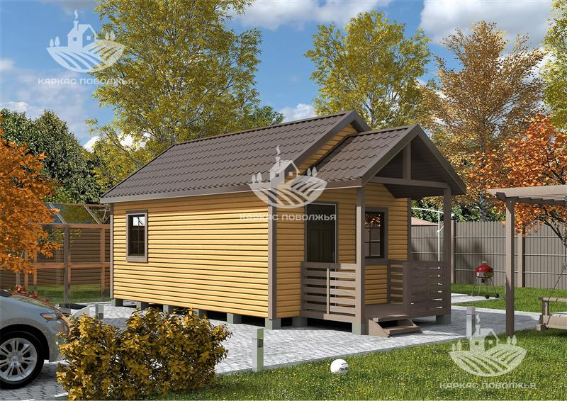 Строительство домов под ключ - БЭНПАН